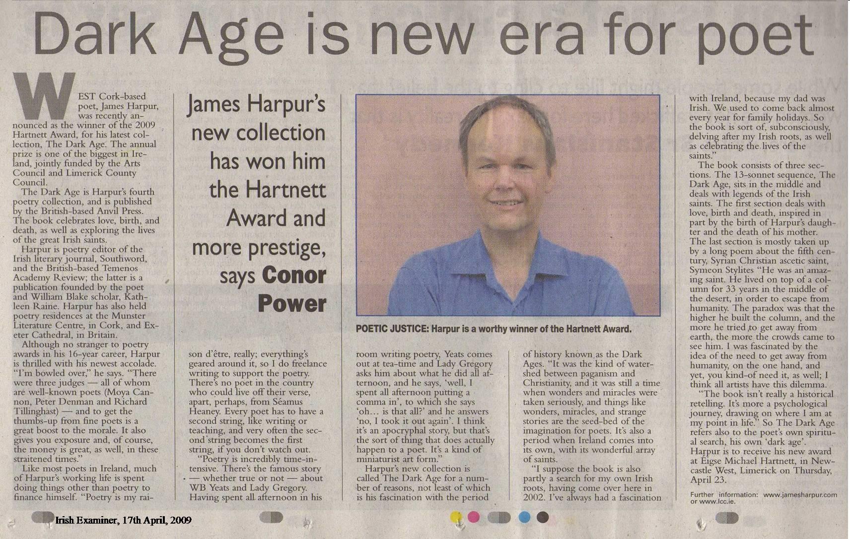 James Harpur