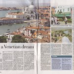 Sunday Business Post - Venice Cruise