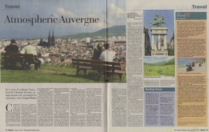 Clermont-Ferrand, Sunday Business Post