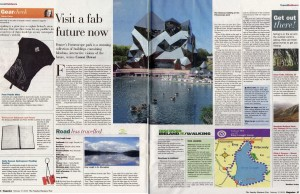 Sunday Business Post - Futuroscope, February 2013