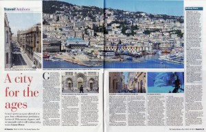 Sunday Business Post - Genoa, March 2014