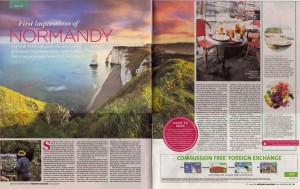 Irish Independent - Normandy smaller
